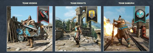 for_honor_factions