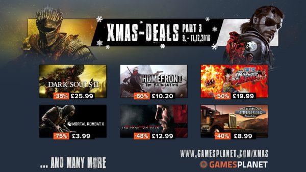 gamesPlanet Weekend 3