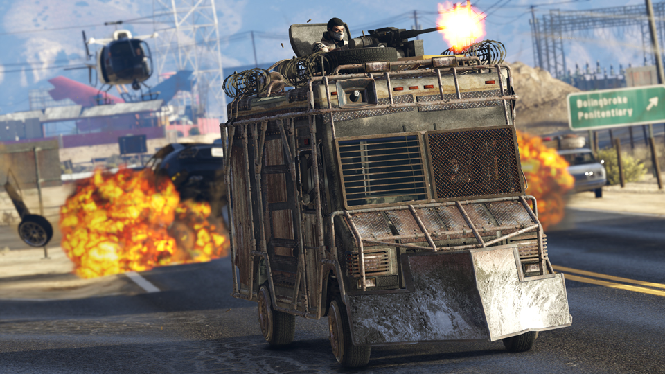 GTA Online Import/Export guide: how to get the Wastelander, Boxville