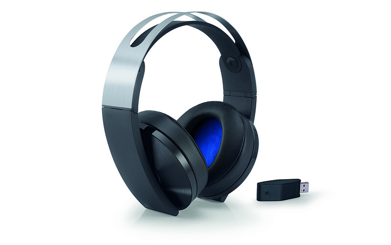Sony announces 3D audio-enabled PS4 headset for $160
