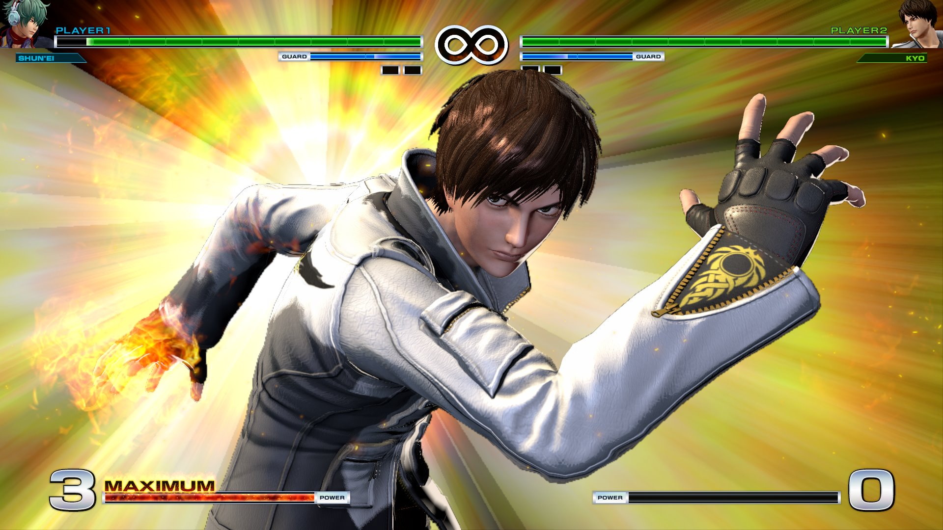 The King Of Fighters 14 Is Getting A Big Graphical Upgrade In