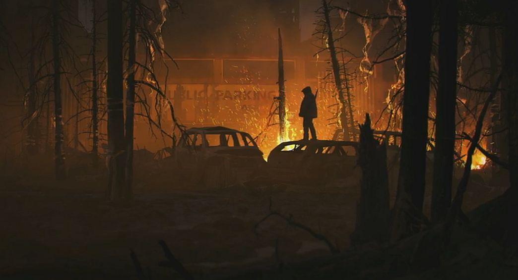 The Last Of Us Pt 2 Concept Art