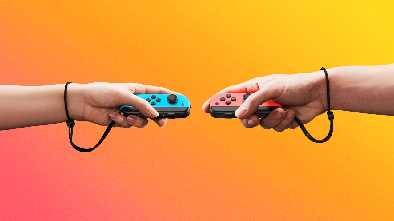 There's a secret message hidden in the Nintendo Switch Pro Controller