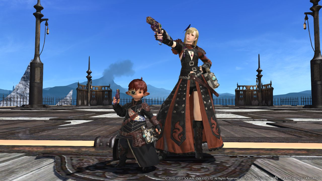 Final Fantasy 14: The Far Edge of Fate hits later this month with a