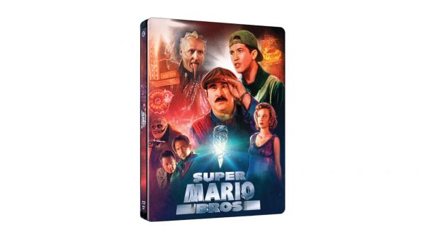 Super Mario bros Bluray