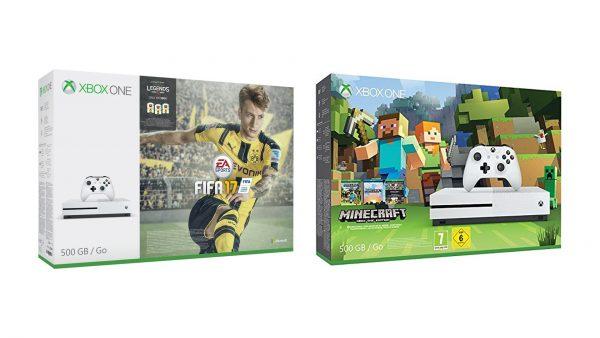 Xbox Minecraft Fifa