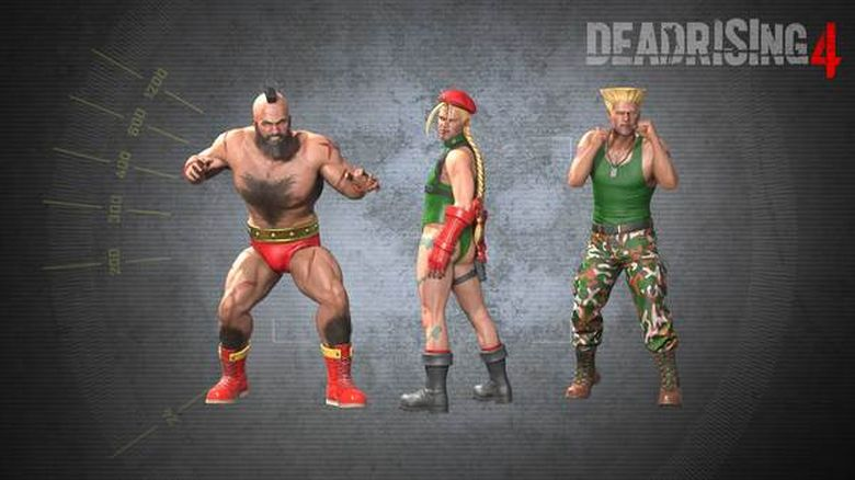 Dead Rising 4 Update Bringing Street Fighter Outfits, Free Trial, And More
