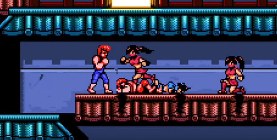 Billy And Jimmy Lee Return Later This Month In Double Dragon 4 Vg247