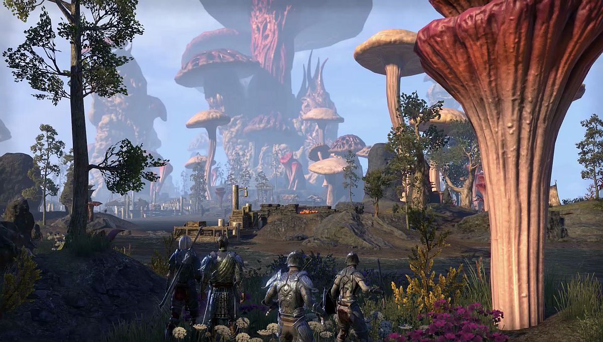Morrowind will be available early to existing players