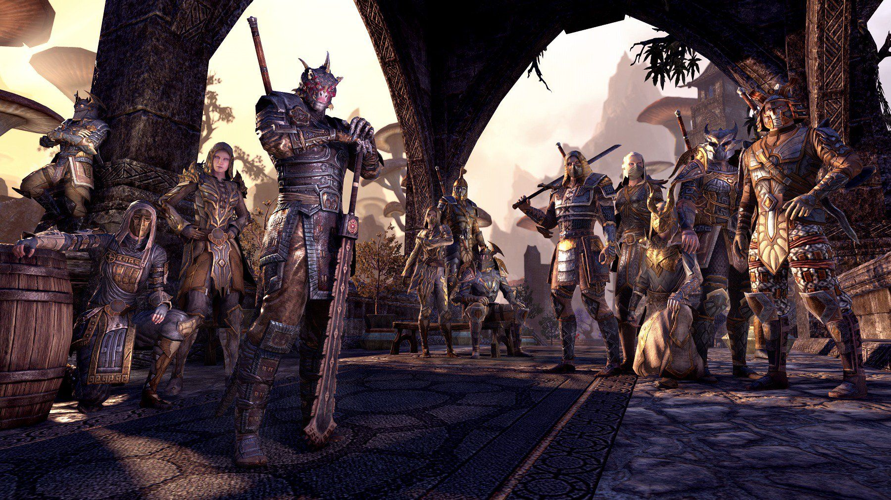 morrowind announced as the next expansion to the elder scrolls