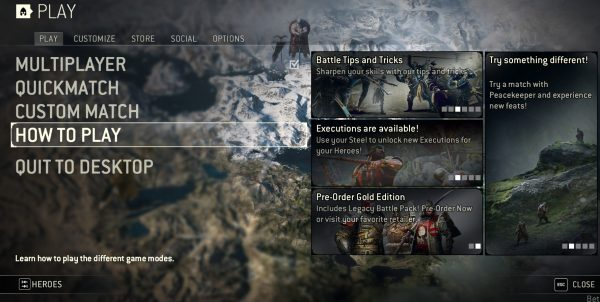 For Honor: 9 tips for beginners that you absolutely need to know - VG247