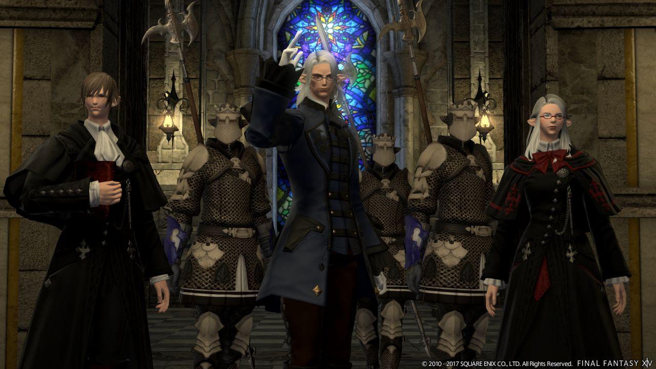 final_fantasy_14_Saint Endalim's Scholasticate (2)