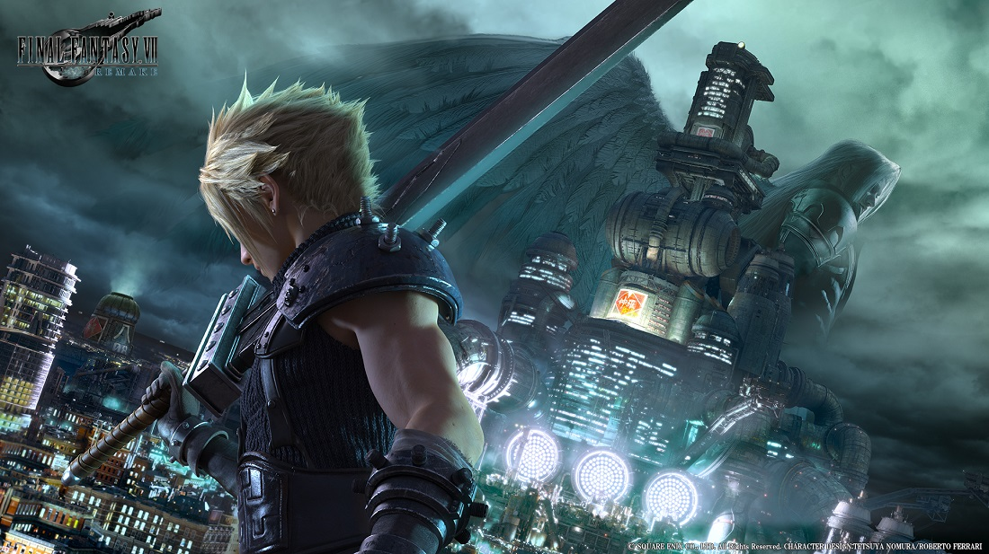 Final Fantasy VII Remake has moved beyond the 'early concept stage'