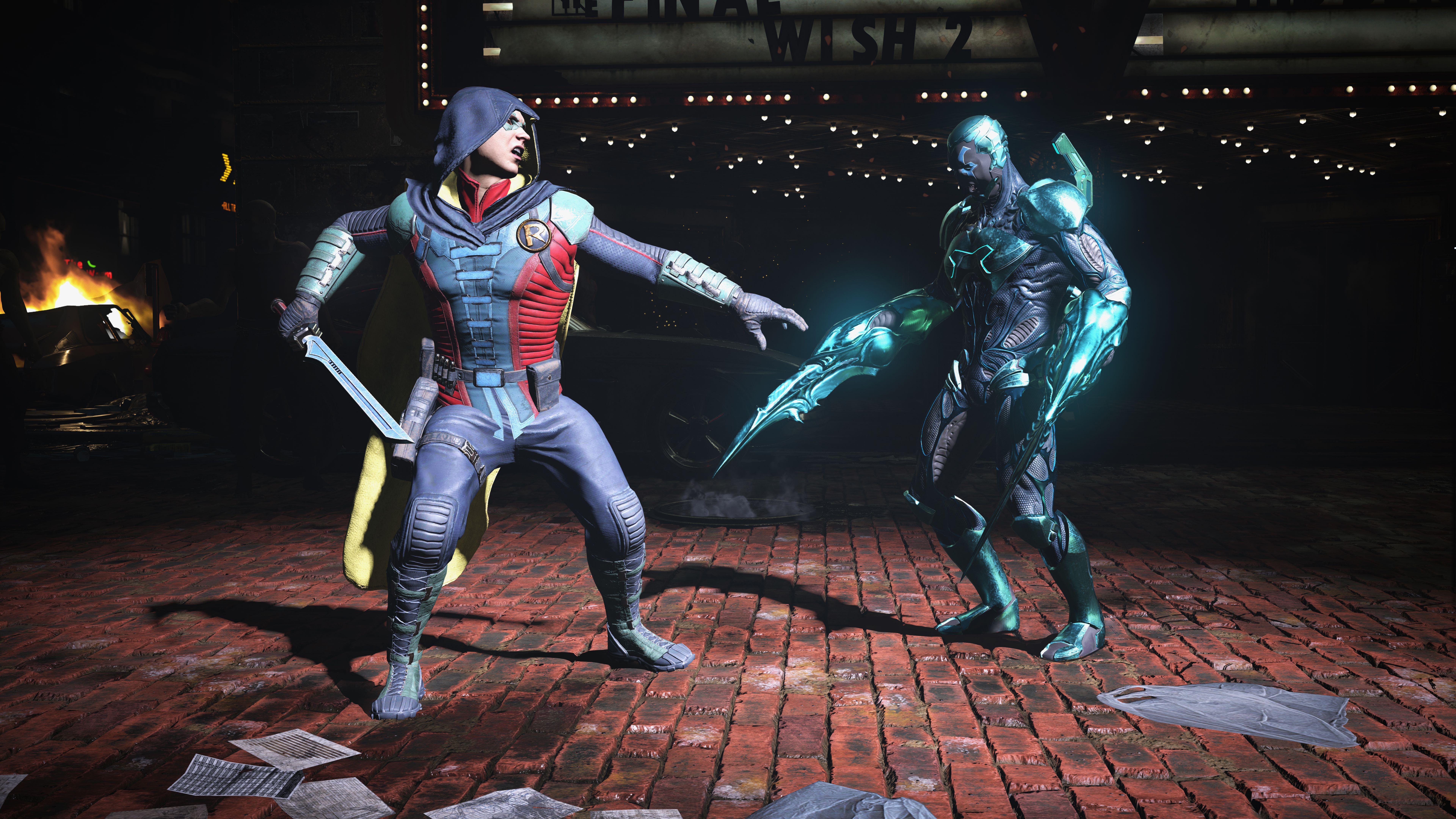 Injustice 2 Main Villain Revealed