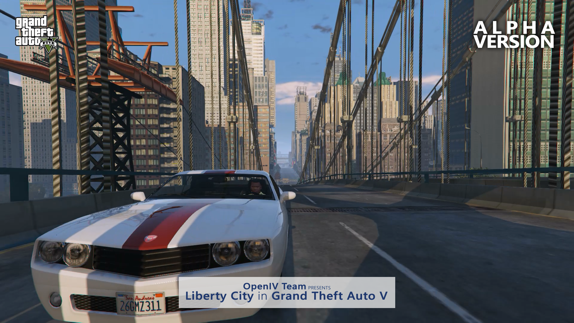 GTA 5: first alpha screens of Liberty City recreated with