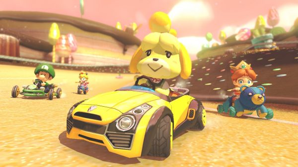 Mario Kart Tour is getting a closed beta next month