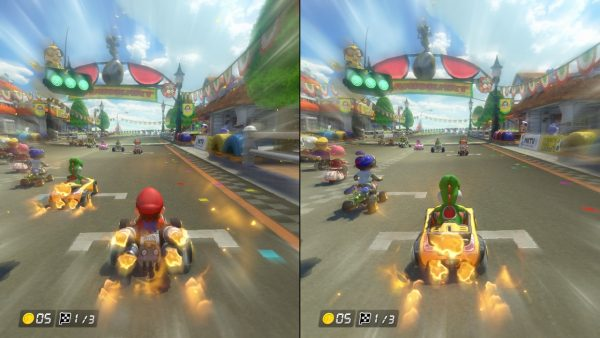 Target Stores Turn Shopping Carts Into Mario Kart