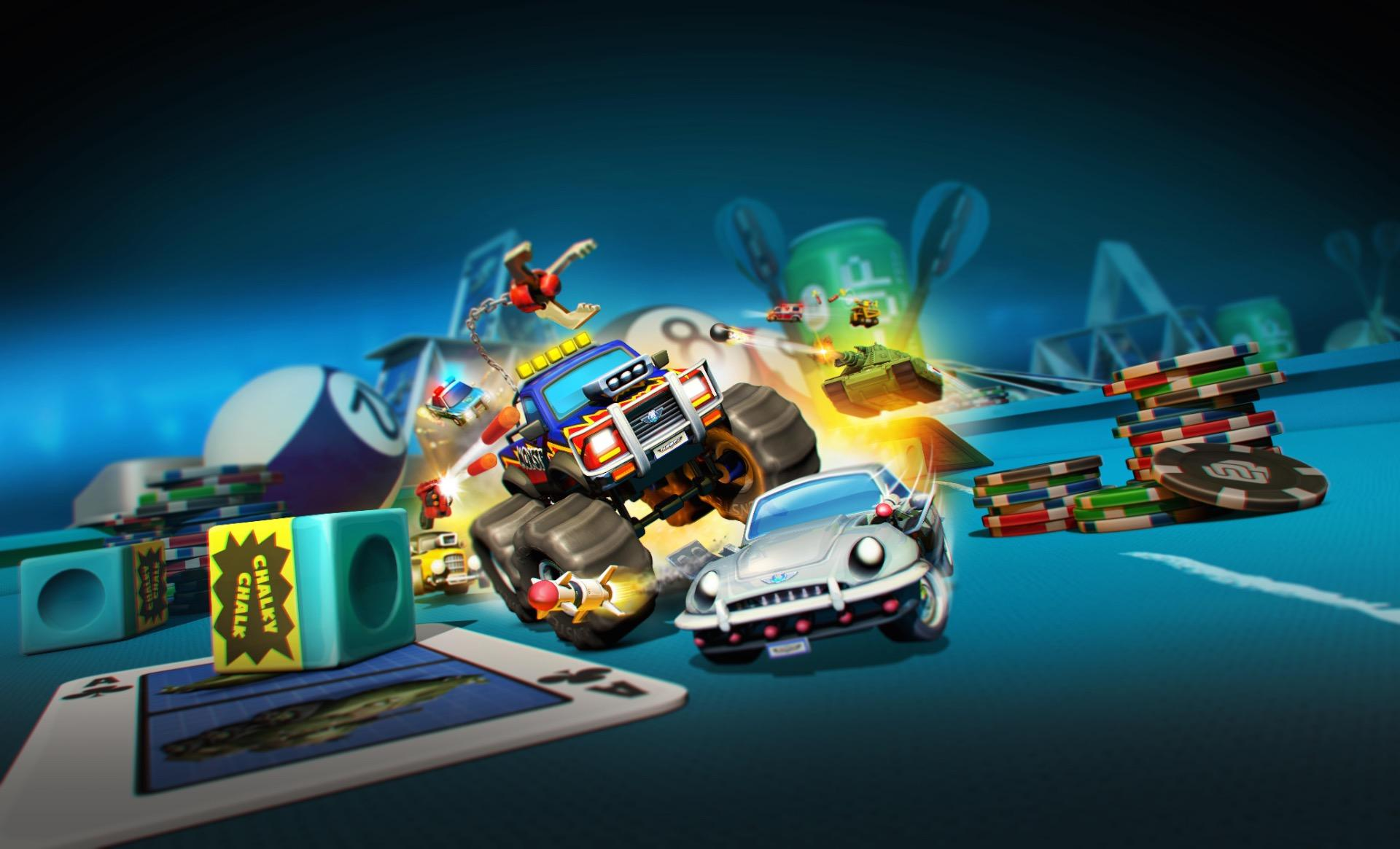 micro machines wold series
