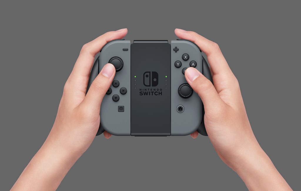 Nintendo Switch Complete Launch Lineup For 2017
