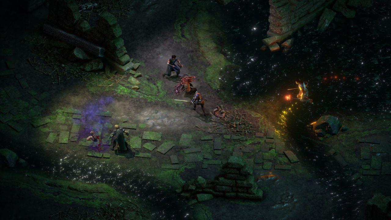 Pillars Of Eternity 2 Deadfire Surpasses Funding Goal In Less