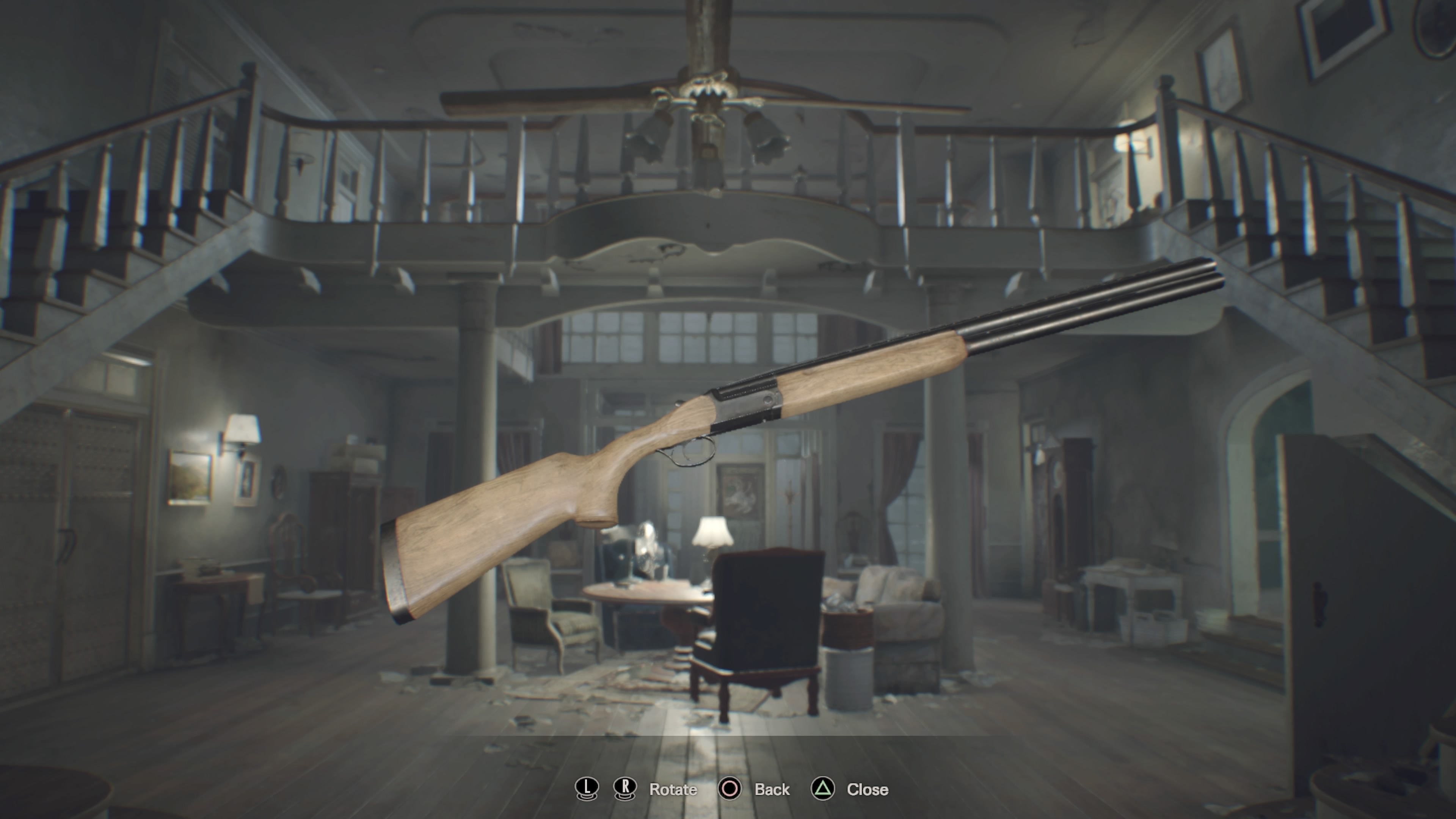 resident evil 7 guide where to find all weapons shotguns