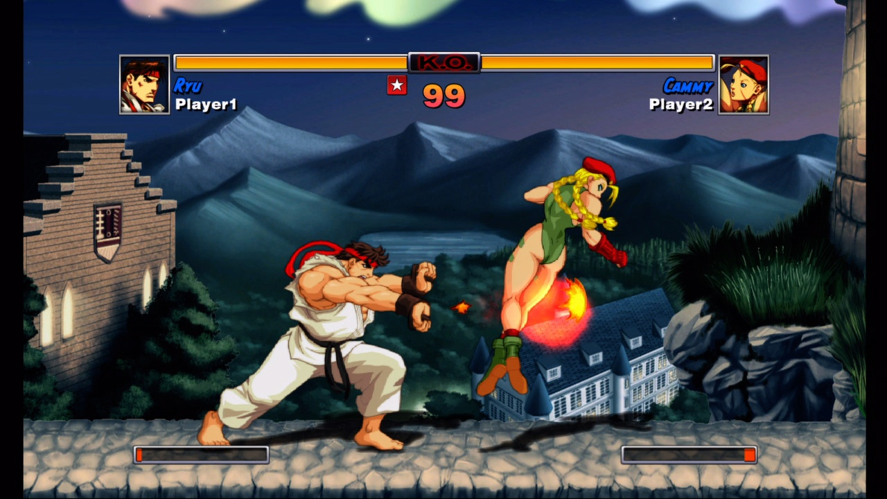 Ultra Street Fighter 2 Review A Perfect Fit For Switch But That