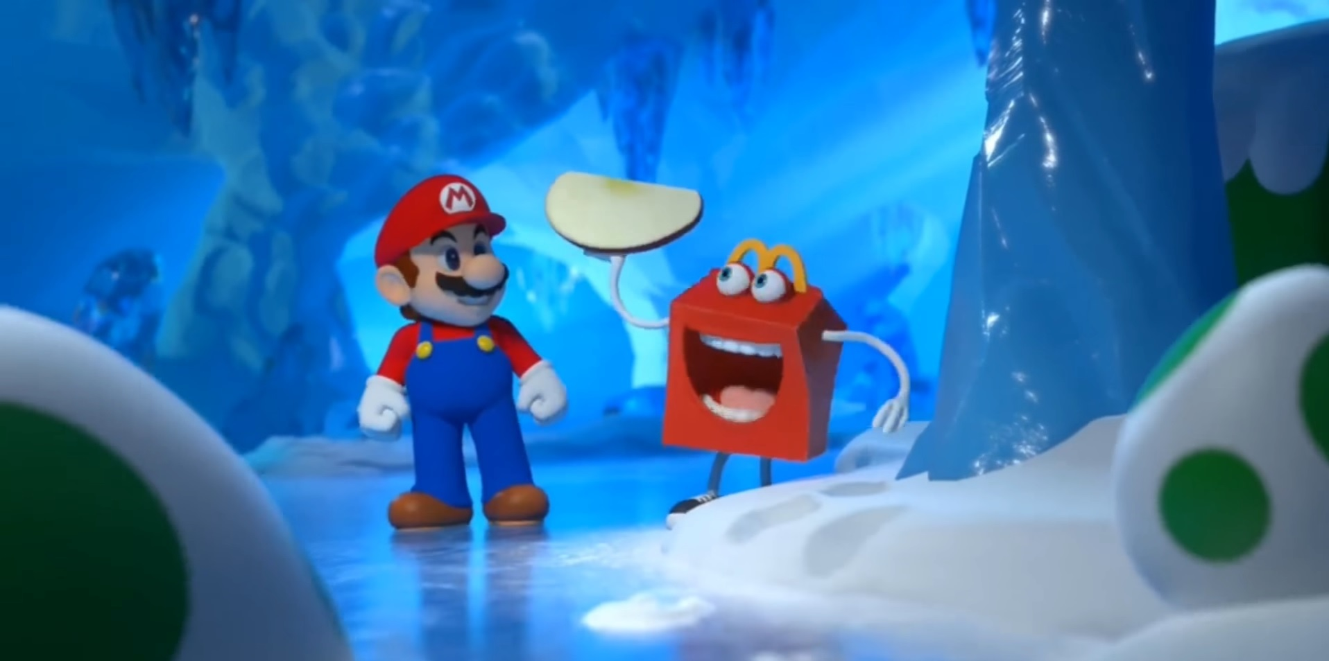 Super Mario Mcdonalds Happy Meal Toys Returning To The Uk This Week Vg247