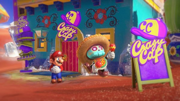 'Super Mario Odyssey' to take center stage at E3 2017