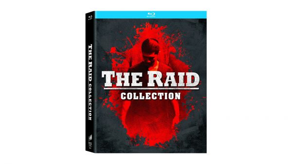 the Raid Collection bluray