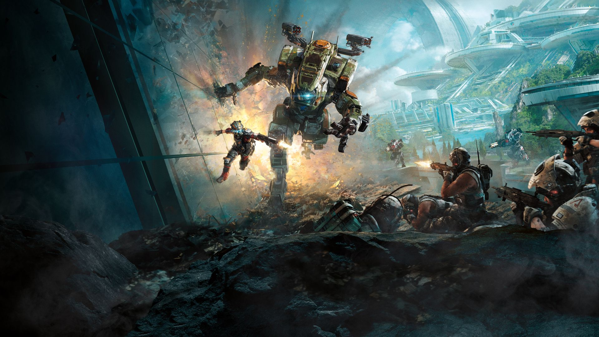 Titanfall 2, Dragon Age, Battlefield and more go cheap in the EA Publisher Sale - VG247