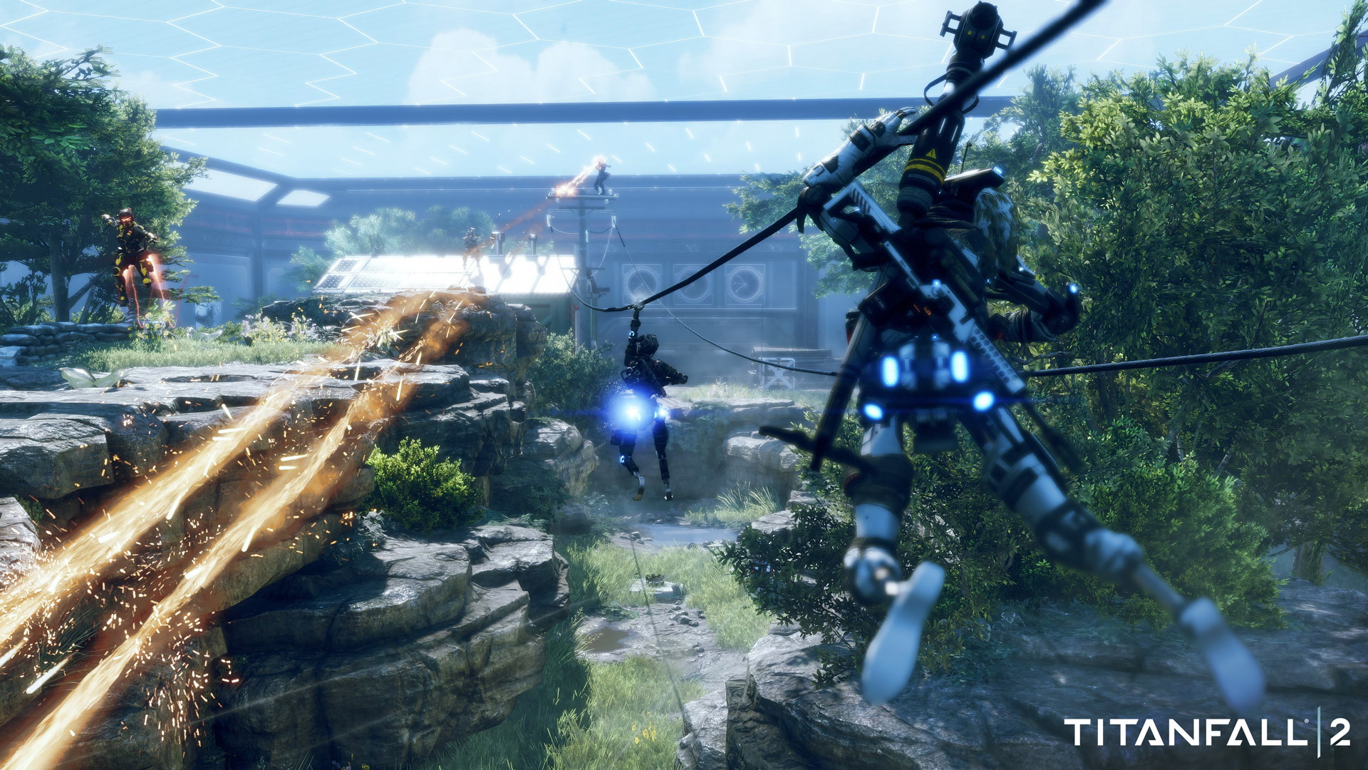Respawn Has More Free DLC Releasing For Titanfall 2