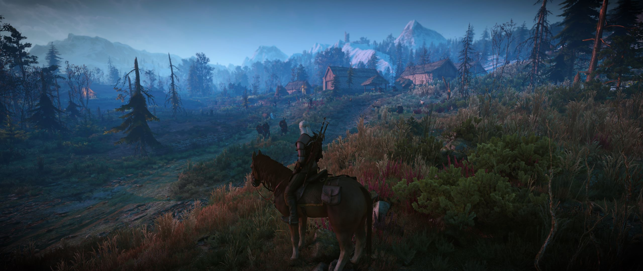 The Witcher 3 Super Turbo Lighting Mod Brings Much Sharper