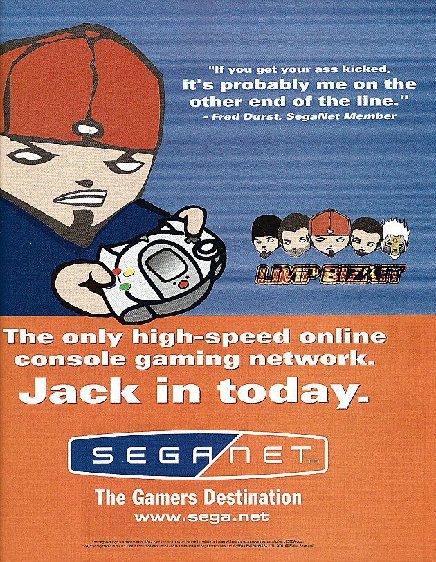 Fred-Durst-Sega-Dreamcast
