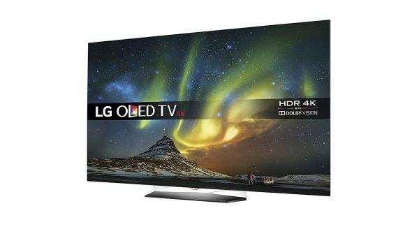 LG 4K OLED big