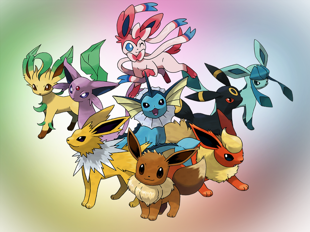 Best Eevee Evolution Pokemon Go 2019 Pokemon Go Eevee Evolution: how to get Leafeon, Glaceon, Vaporeon