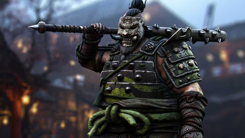guida Shugoki For Honor