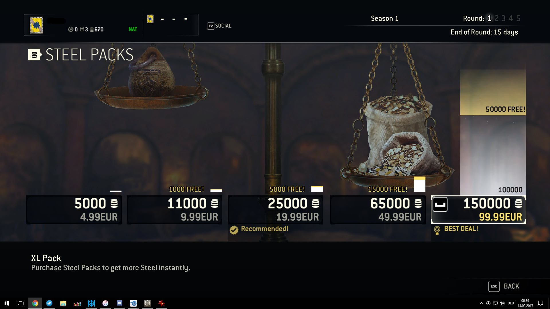 For Honor: in-game microtransactions store now open