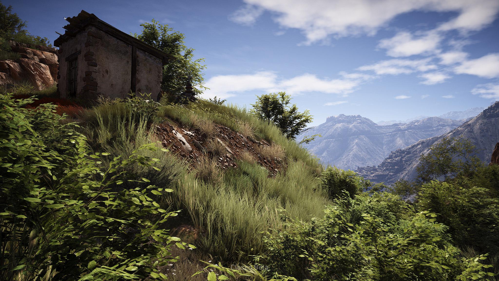 Ghost Recon Wildlands Closed Beta 4k Screenshots Will Blow Your
