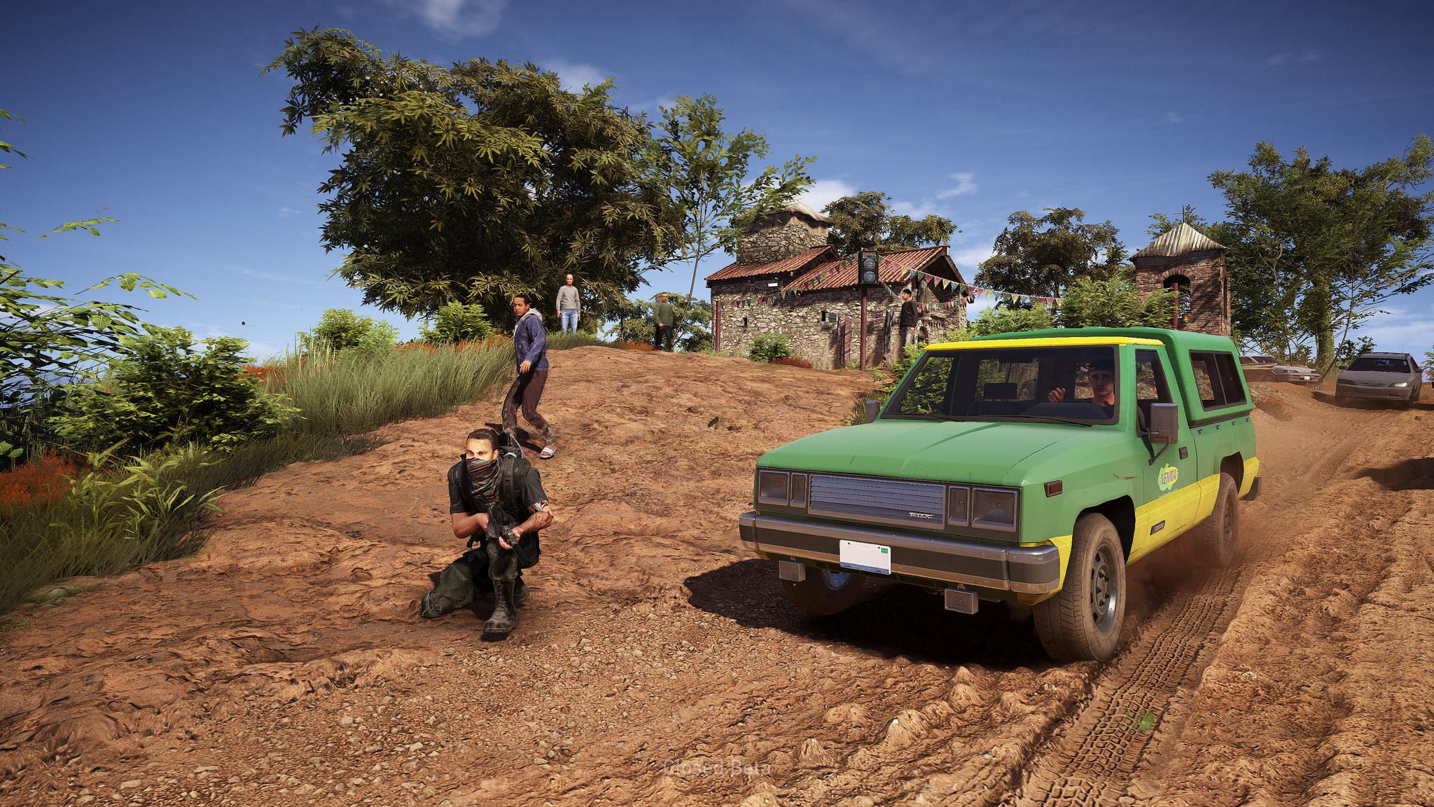 ghost recon wildlands beta 4k screenshots (3)