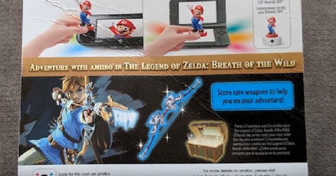 The Legend Of Zelda Breath Of The Wild Amiibo Unlockables Revealed