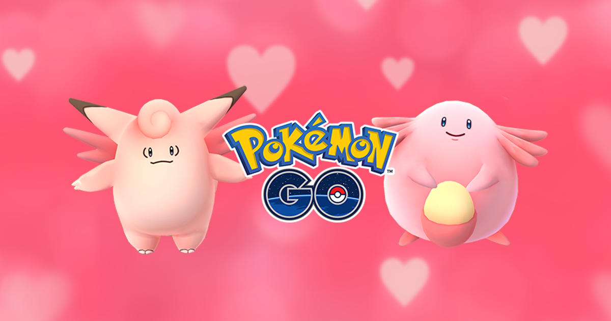 pokemon go valentines day event