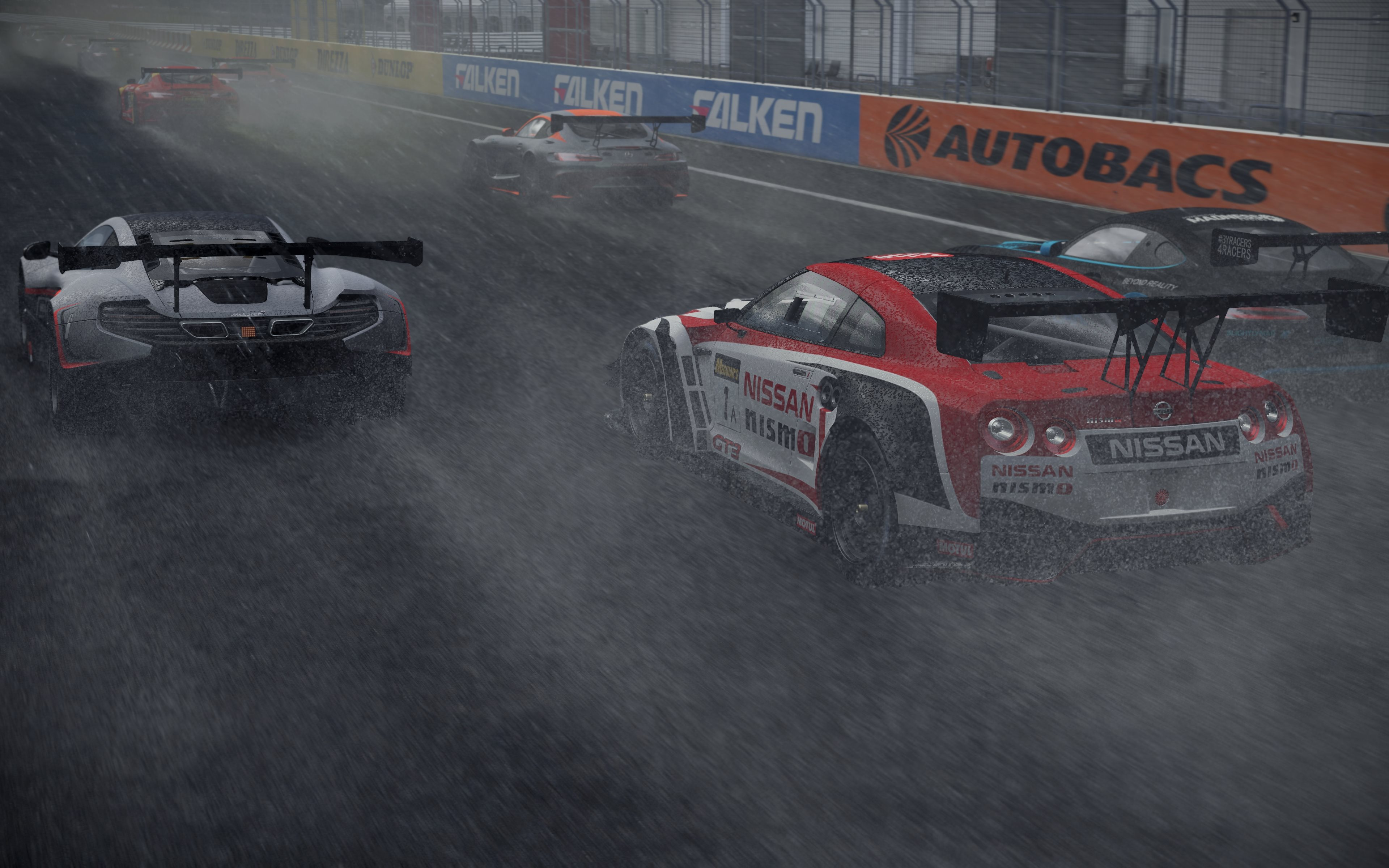 Project Cars 2 180-strong car list includes Open Wheel, GT, LMP, WRX ...