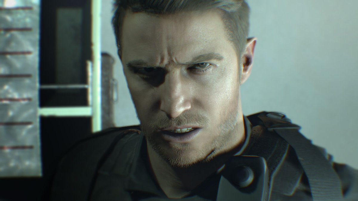 There S A Reason Chris Redfield Looks Different In Resident Evil 7 And It S Not The Reason Many Think Vg247