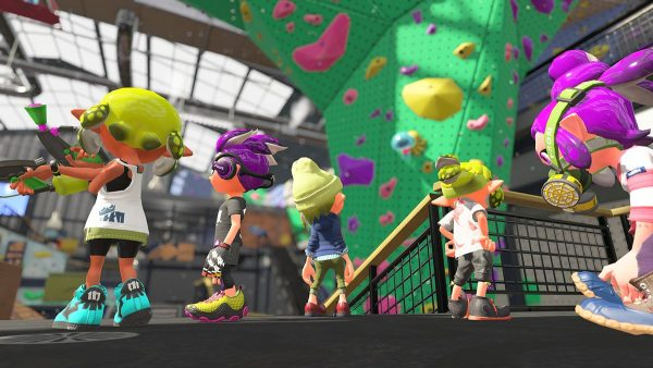 Nintendo Direct On April 12 Focuses On ARMS, Splatoon 2