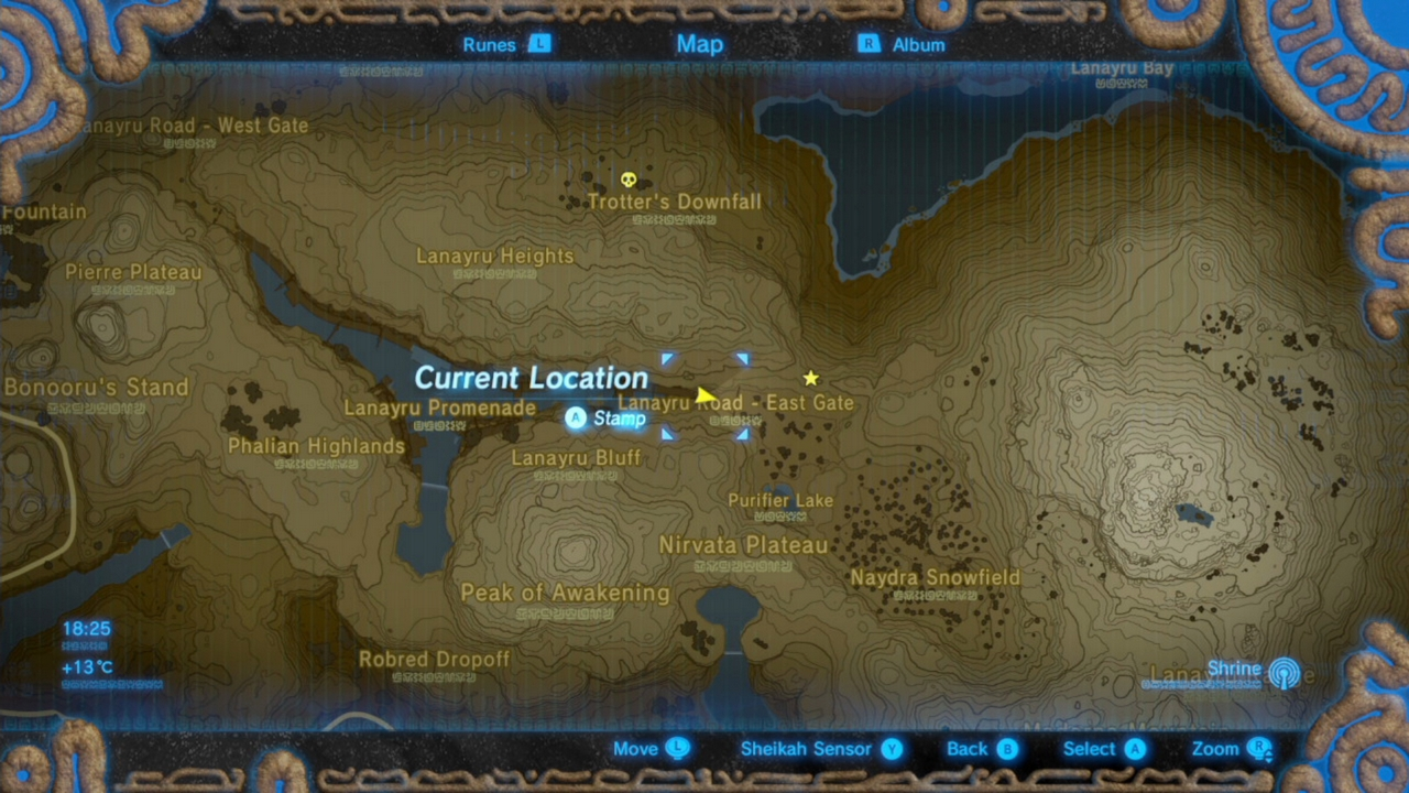 Zelda breath of the wild guide all recovered memory locations recovered memory 15 photo 11 return of calamity ganon gumiabroncs Choice Image