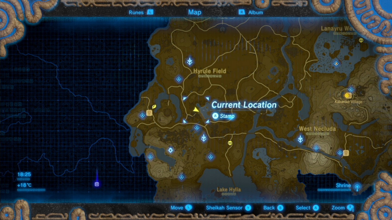 Zelda breath of the wild guide all recovered memory locations this memory is the second photo on the sheikah slate its found just north of the plateau where you started the game look on the map for the area in gumiabroncs Choice Image