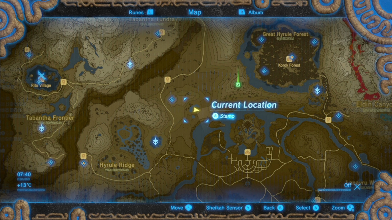 Zelda: Breath of the Wild guide - All Recovered Memory Locations - VG247