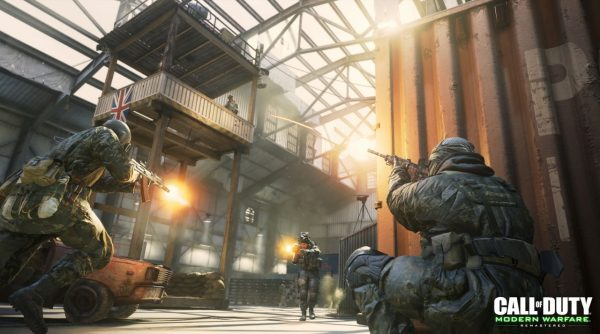 Call of Duty Modern Warfare Remastered_Variety Map Pack_Killhouse
