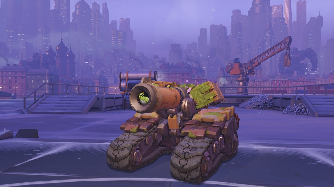 Screenshot 2 - BastionTankMode