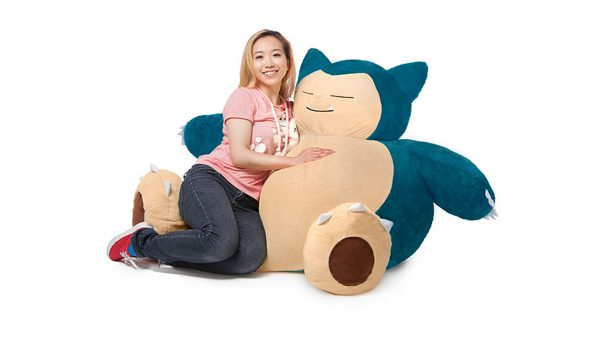 Snorlax Pillow